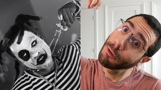 Metalhead Reaction To Rap Denzel Curry Clout Cobain Clout Co13a1n