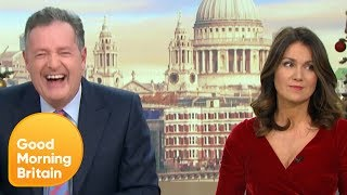 Are You Ready for Two More Years of Piers Morgan? | Good Morning Britain