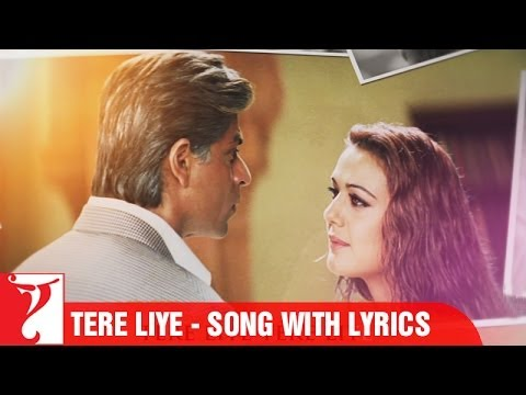Tere liye - Song with Lyrics - Veer-Zaara