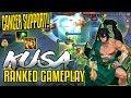 Kusa | SUPPORT Ranked Gameplay | Onmyoji Arena