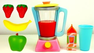 Blender Kitchen Appliance Toy for Kids