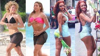 Rihanna vs Shakira Transformation ★ 2018