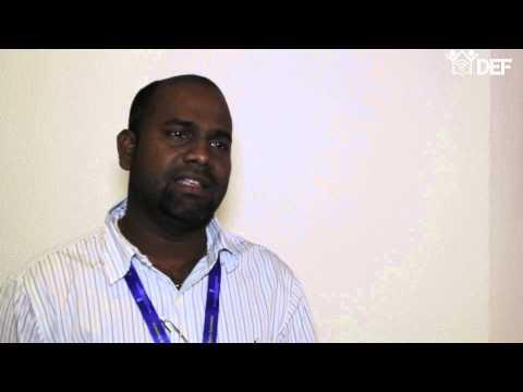 D Vinoth Rajesh ,Ana Community Radio, Anna Community Radio, Tamil Nadu