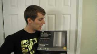 Western Digital WD MyBook Thunderbolt Dual External Hard Drive Unboxing & First Look Linus Tech Tips