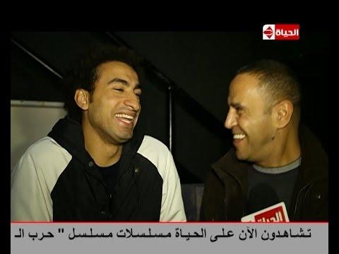 بوضوح - تياترو مصر | لقاء مع النجم على ربيع فى الكواليس ويرد على الناس اللى بتسال عليه فى كل مسرحية