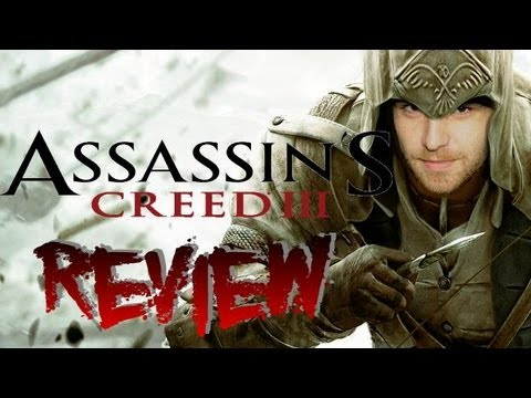 Zon@ IT ASSASSIN'S CREED 3 REVIEW