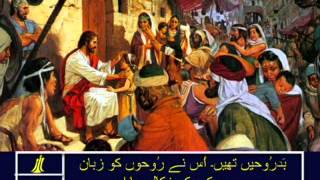 Matthew 8 Urdu Picture Bible