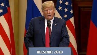Breaking down the Helsinki summit: What happened when Trump and Putin met