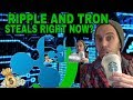 Download RIPPLE UNDER $1 AND TRON .04 CENTS STEALS? TRON 8X AND RIPPLE 5X OPPORTUNITY? CRYTPO NEWS BUY NOW!? in Mp3, Mp4 and 3GP