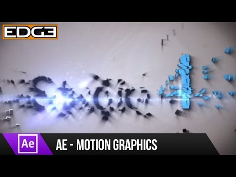 the motion after effect a short study Create incredible motion graphics and visual effects with adobe after effects cc design for film, tv, video, and web.
