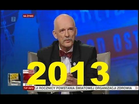 [archiwalne] Młodzież kontra 451: Janusz Korwin-Mikke (Kongres Nowej Prawicy) 07.04.2013