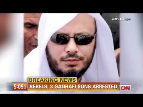 Libyans Capture and Arrest Gaddafi