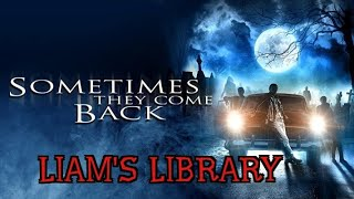 Sometimes They Come Back - Stephen King - Review by Liam's Library