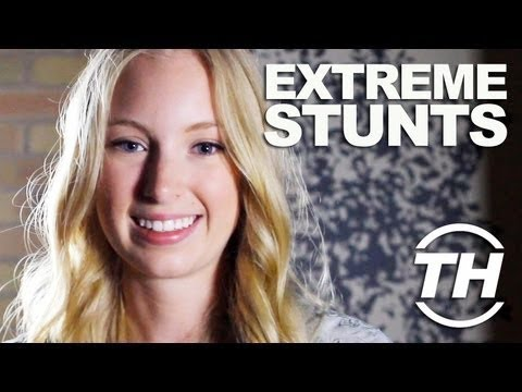 Extreme Stunts - Trend Hunter Emily Evans Talks Daredevils and Documentaries