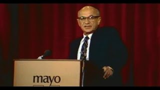 Milton Friedman Speaks: The Economics of Medical Care (B1234) - Full Video