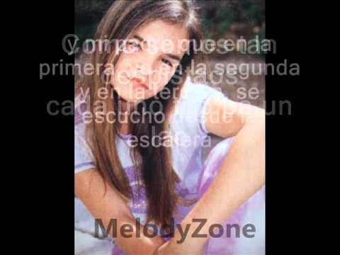 Melody Ruiz- Cancion ''De pata Negra