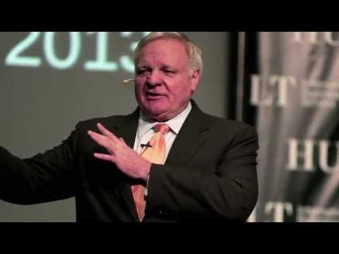 Jack Perkowski - Entrepreneur, Author and Wall Street Veteran - Hult's Executive Speaker Series