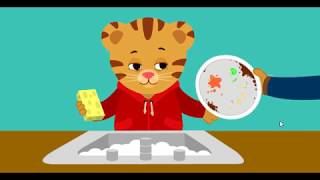 Daniel Tiger's Spin & Sing Stop & Go Potty - Kids Learn When They Watching