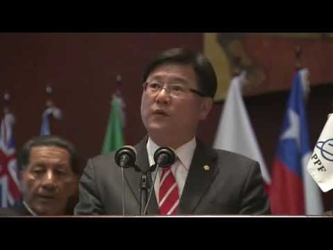 Jin Bok Lee - Regional and International Situation: Economy - #AsiaPacific