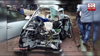 Six killed, three injured in accident in Wennappuwa