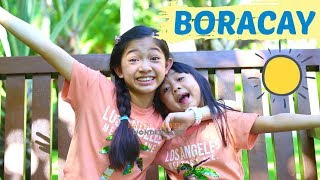 Boracay Vacation with Kaycee & Rachel