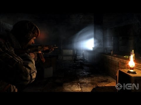 Metro: Last Light - Footage Commentary