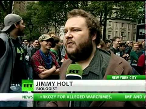 Occupy Wall Street -- America's own Arab Spring?