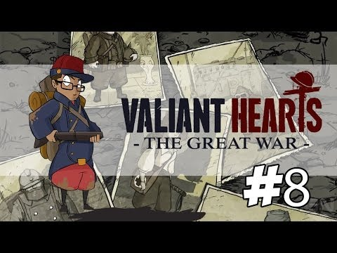 Valiant Hearts The Great War PS4 Que paso con karl? Parte 8