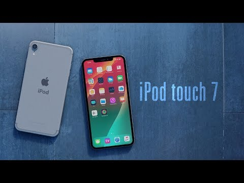 iPod touch 7 на 7 дюймов! Да ну?