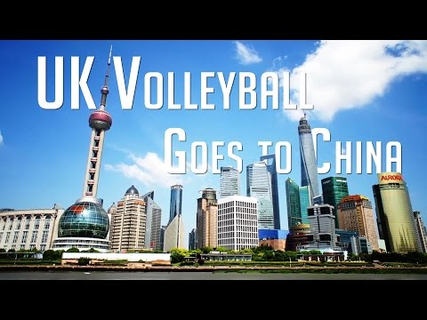 Kentucky Wildcats TV: UK Volleyball Goes To China