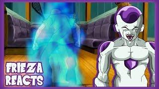 FRIEZA REACTS TO ULTRA INSTINCT SHAGGY!