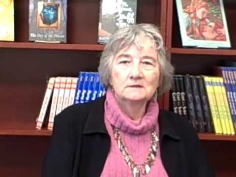 Katherine Paterson on Bridge to Terabithia