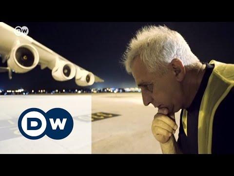 Самый большой самолет - полет в Австралию на Ан-225 - Часть 3