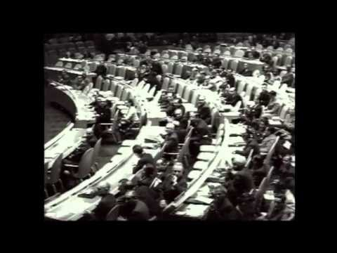 The Historic Audiovisual Archives on the Japan's Work at the United Nations