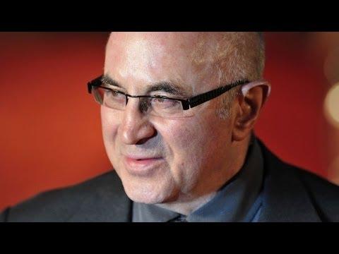 Ator britânico Bob Hoskins morre aos 71 anos