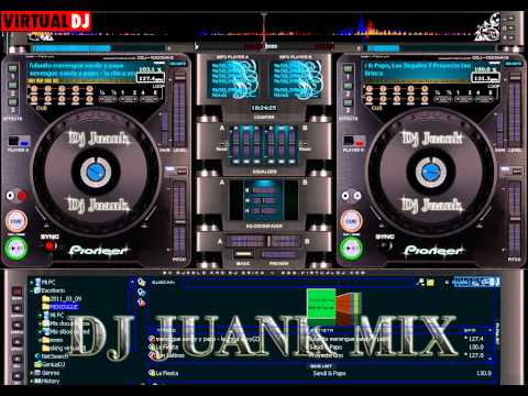 mezcla bailable en vivo dj juank mix... ©
