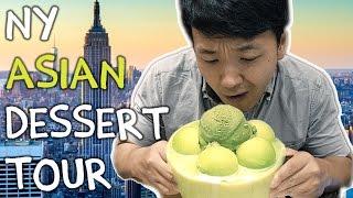 New York ASIAN Dessert Tour