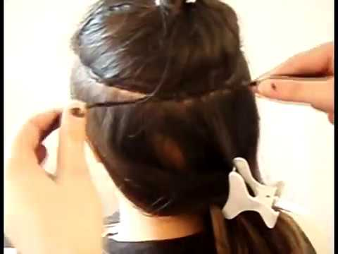 Braided Sew In Extensions - Full Head