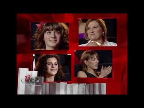 Nerea Camacho gana el Goya a Mejor Actriz Revelación en 2009