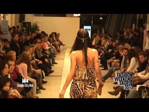 Arabeska@Skopje Fashion Week 2013