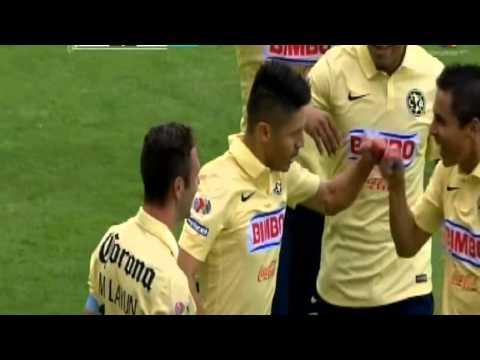 ¡Gol del América! | Oribe Peralta