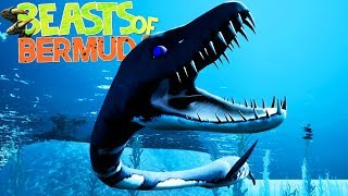 download lagu Beasts Of Bermuda - Novo Jogo De Dinossauros, Perigos gratis