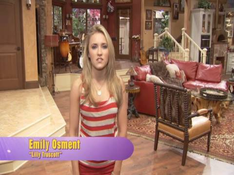 Hannah Montana Forever Set Tour with Emily Osment Video