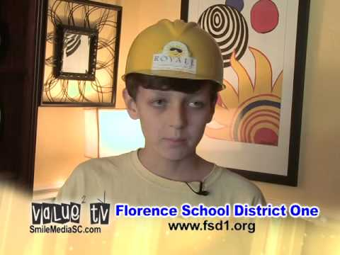 Florence School Dist. 1 - The New Royall Elementary School