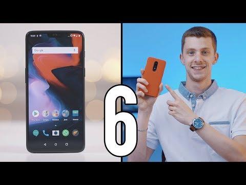 OnePlus 6 : TEST COMPLET et AVIS PERSONNEL