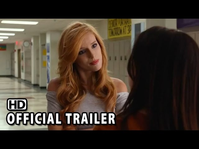 The DUFF Official Trailer #1 (2015) - Bella Thorne HD