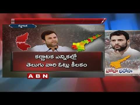 Rahul Gandhi assures Special Status for Andhra Pradesh