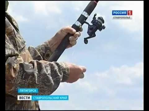 Рыбачить на Новопятигорском озере можно бесплатно