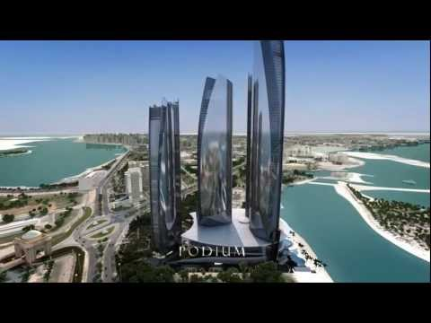 Etihad Towers, Abu Dhabi, UAE - Unravel Travel TV Property