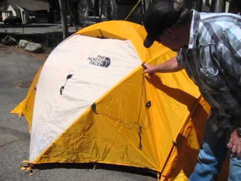 North Face Everest Tent The North Face ve 25 Tent